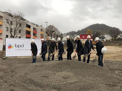 CityGarden Bauprojekt in Reutlingen