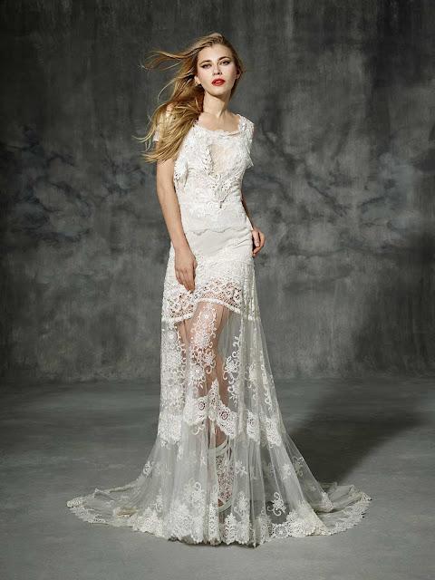 Estupendos vestidos de novias | Colección YolanCris
