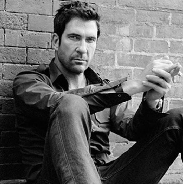 Dylan Mcdermott wife, age, body, married, brother, girlfriend, height, movies and tv shows, maggie q, ahs, dermot mulroney, actor, steel magnolias, miracle on 34th street, new show