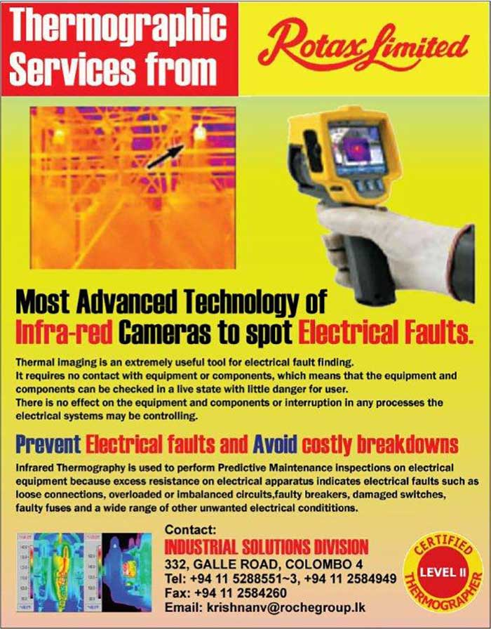 Thermography for Industry