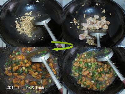 Resep Mie Ayam Jamur & Bakso