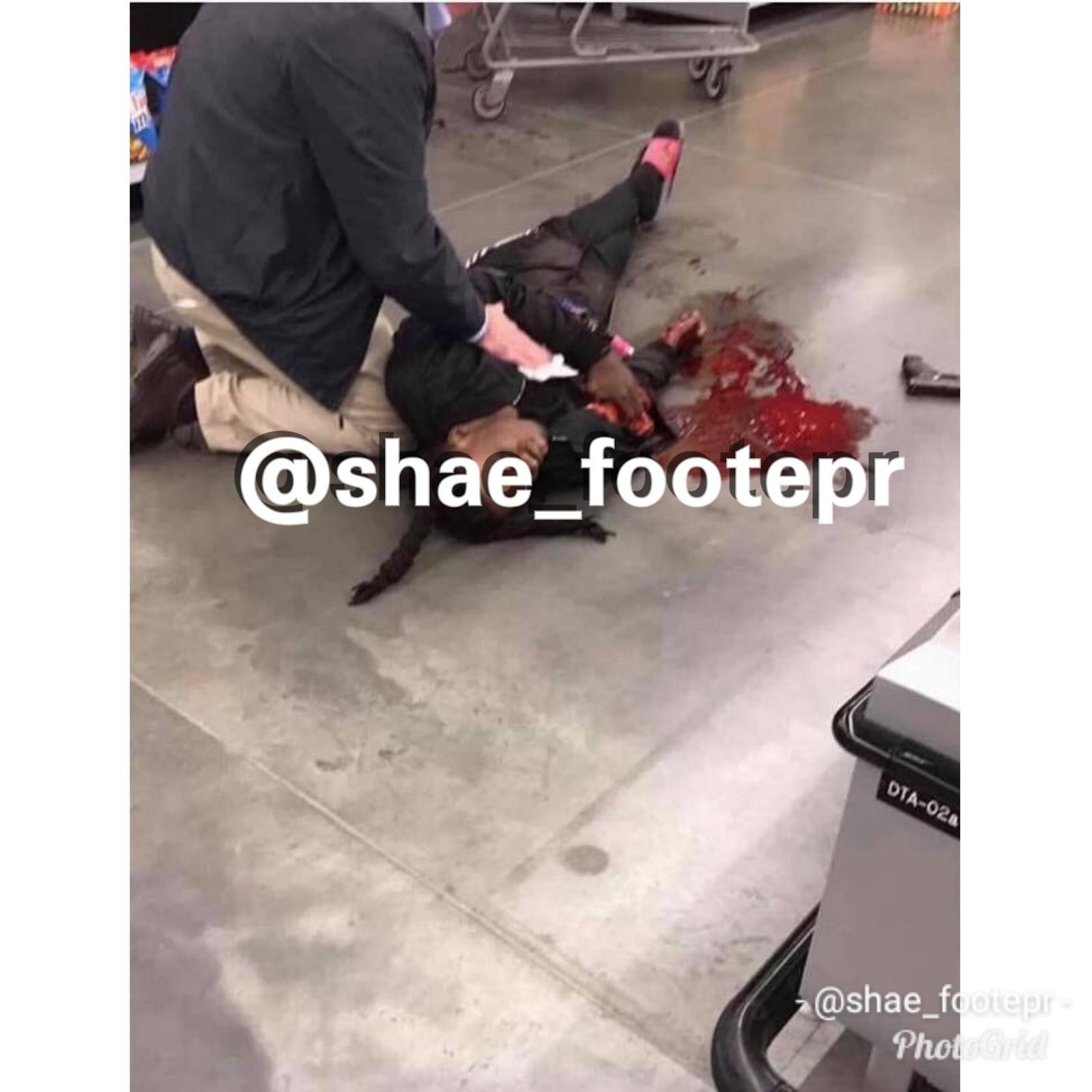 Man Shoots Walmart Employee Then Turns The Gun On Himself
