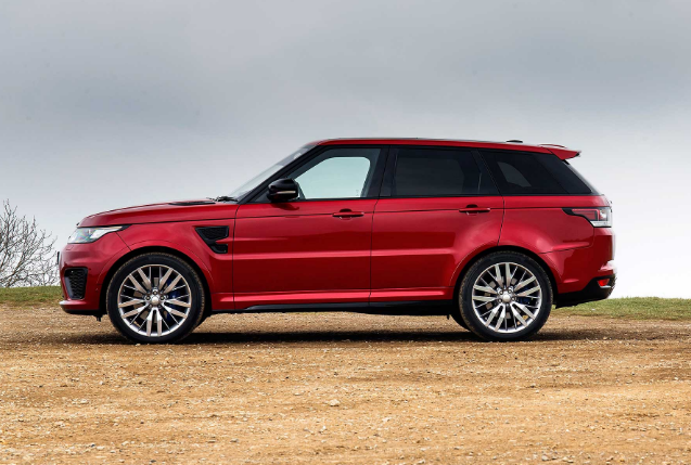 2015 Land Rover Range Rover Sport SVR Review