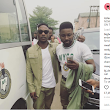 """Done serving my country"" - L.A.X completes NYSC, shares photo"