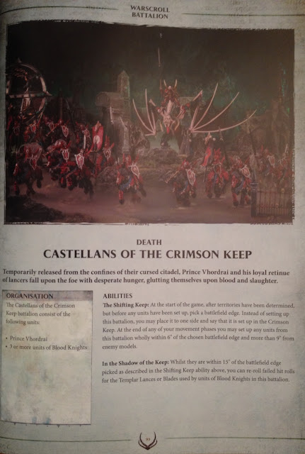 Castellans of the Crimson Keep