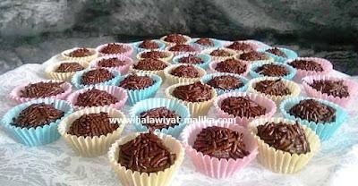 حلوة الشوكولاته بدون فرن سهلة وسريعة التحضير