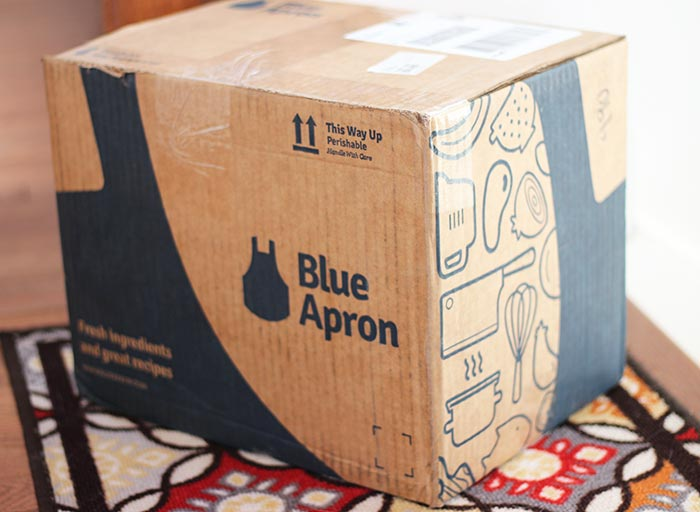 Break Out Of Your Dinner Rut With Blue Apron Meal Delivery