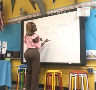 DOWNLOAD VIDEO: Viral Twerk Video of Atlanta School Teacher