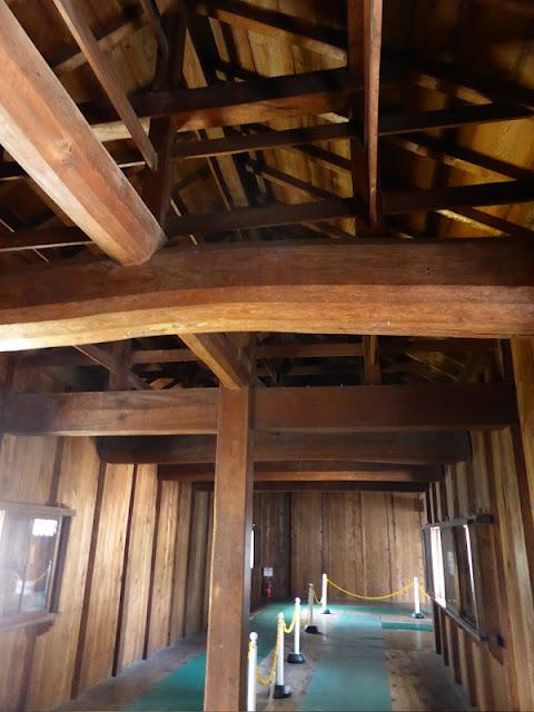 Interior del Castillo de Kanazawa