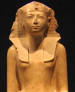 Hetshepsut, Hetshepsut Statue