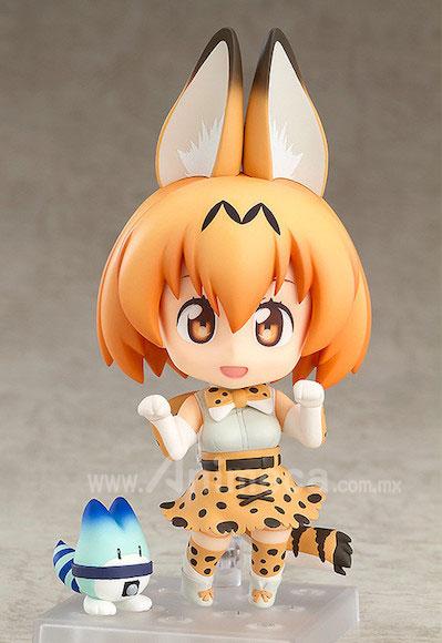 Figura Serval Nendoroid Kemono Friends