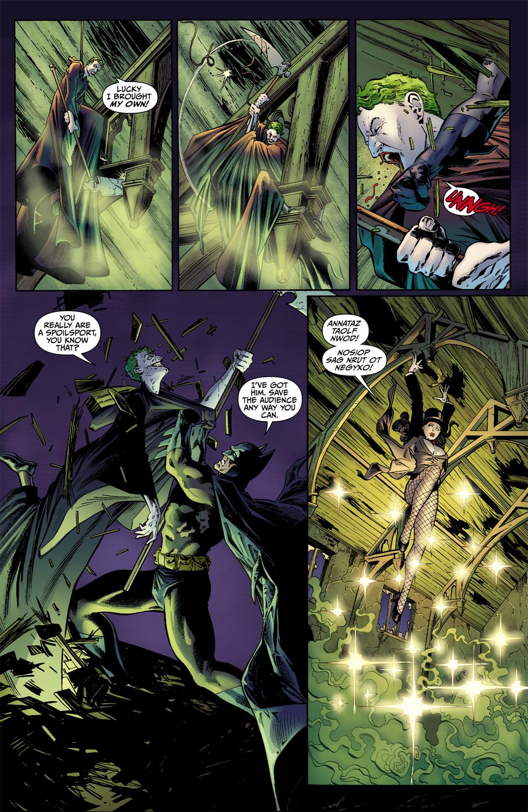 Detective Comics (1937) 834 Page 17