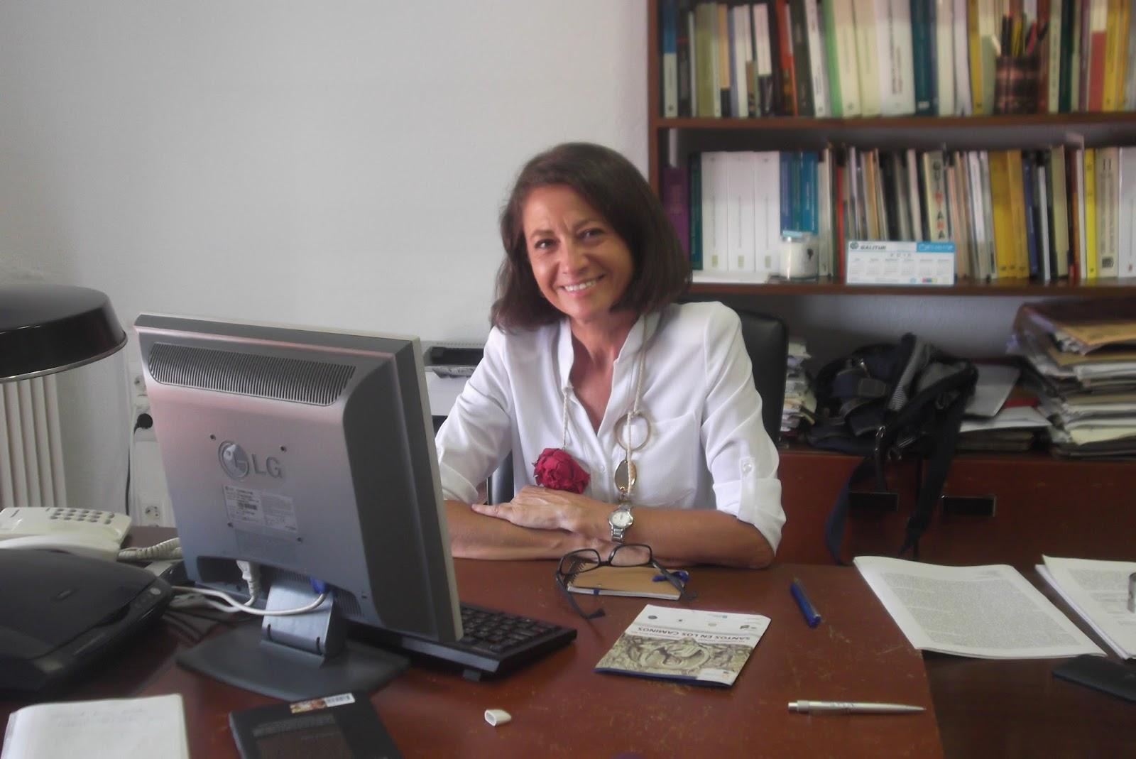 Blog del periodista Luis Negro Marco: Entrevista a la profesora de ...