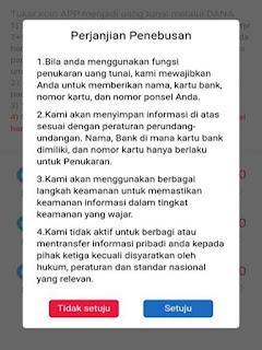 cara menukarkan koin cashzine dengan transfer bank