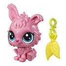 Littlest Pet Shop Series 5 Lucky Pets Fortune Cookie Angora Rabbit (#No#) Pet