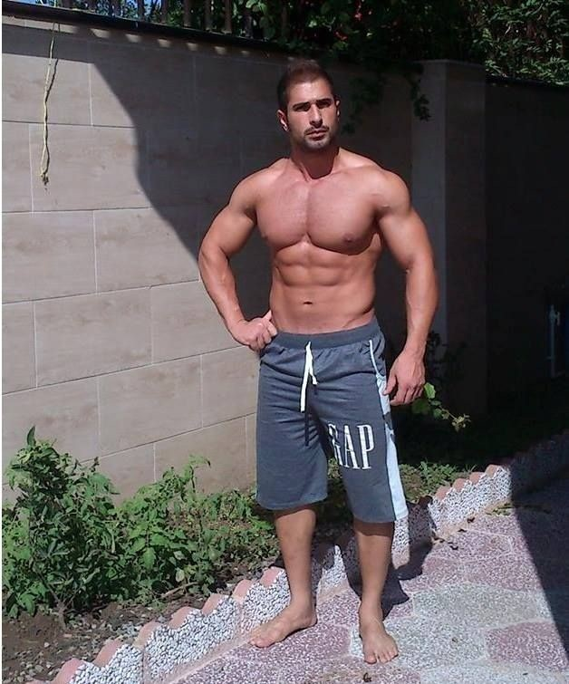man-loves-shirtless-outside