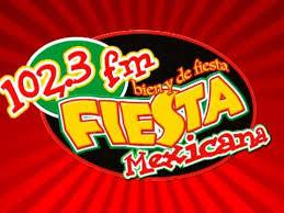 Fiesta Mexicana 102.3 en Vivo