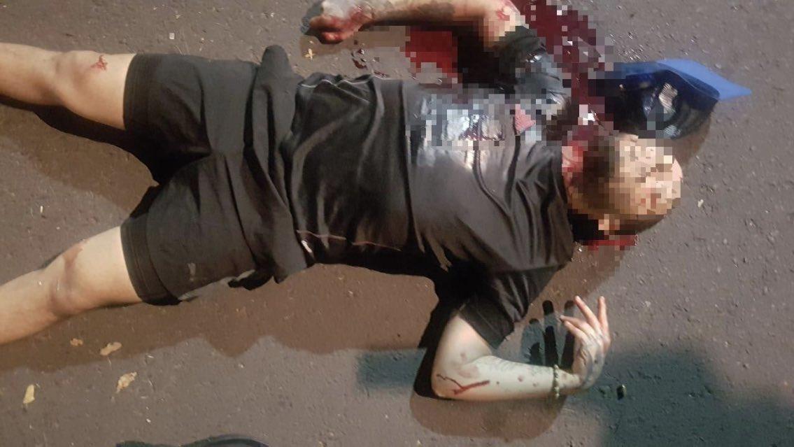 """VIDEO, Así fue la ejecución de """"El Alor"""", líder de La Unión de Tepito, lo hicieron salir de su casa para soltarle 12 tiros."""