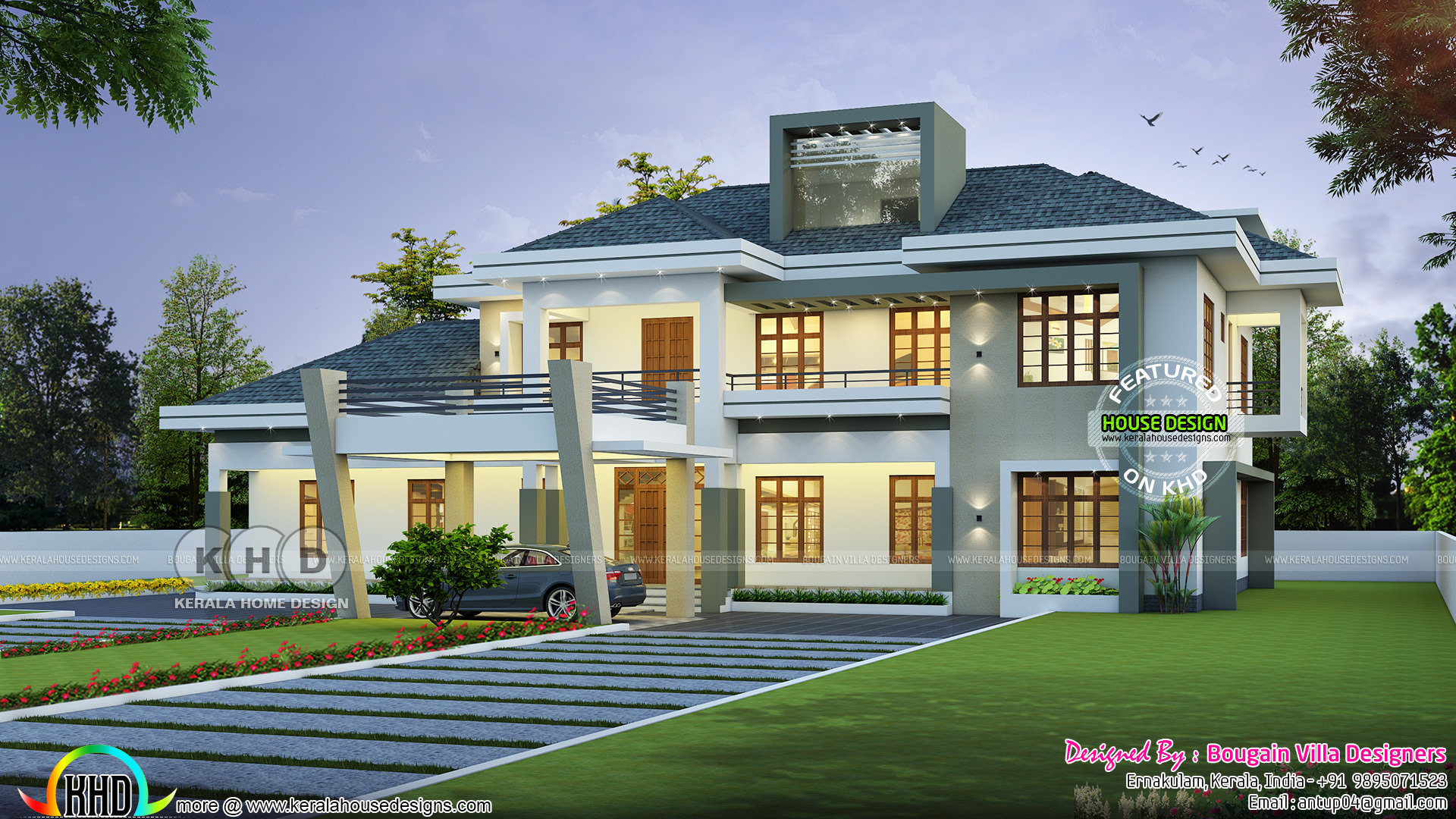 4 Bedroom Clic Style Beautiful Home