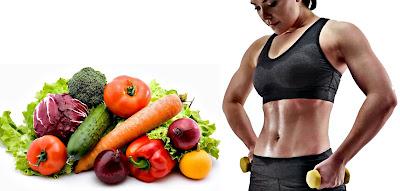 Se puede engordar por consumir verduras