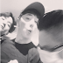 170717 beatburgerjae Instagram Update with Baekhyun