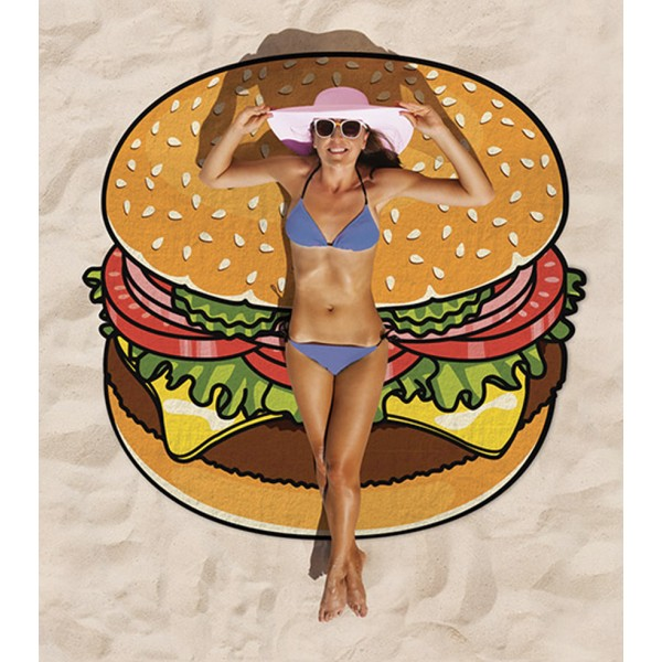 serviette burger asos