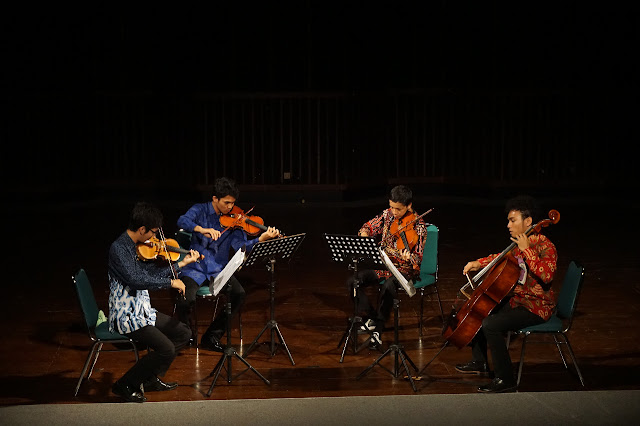 """Event: """"Marskanskey String Quartet"""", Kelompok Musik Asal Jogja ini Akan tour dibeberapa Kota Bulan ini!"""