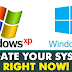 Windows XP And Windows 10 Users, Please Update ASAP!!!!