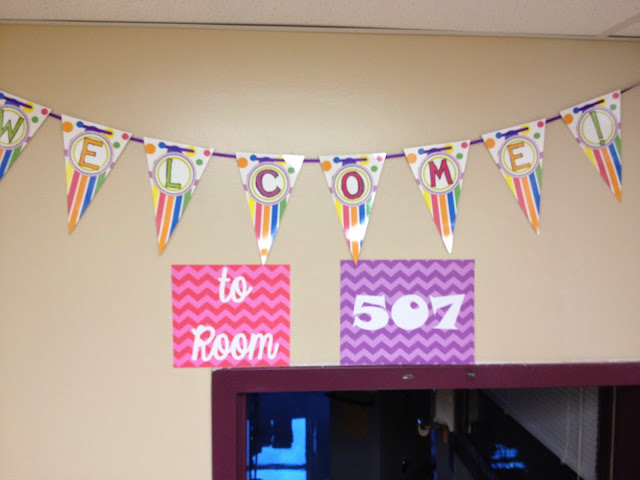 Decorating in Middle School