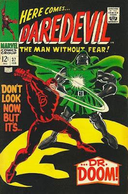 Daredevil #37, Doctor Doom