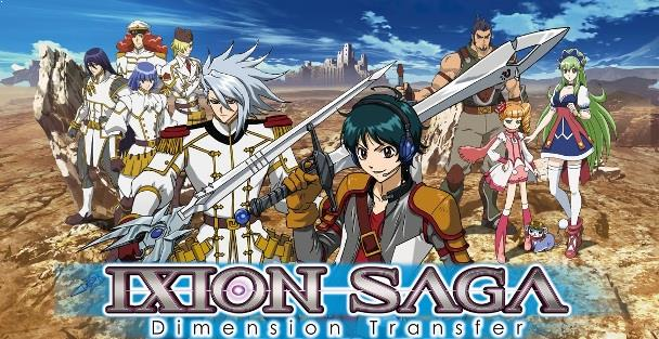 Ixion Saga DT Daftar Anime Isekai Terbaik ( Tokoh Utama Masuk Dunia Lain )