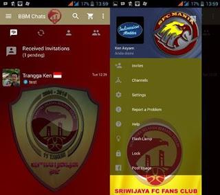 BBM Mod Sriwijaya