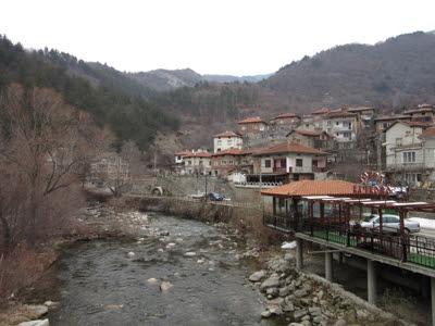 Pueblo Bachkovo, Bulgaria