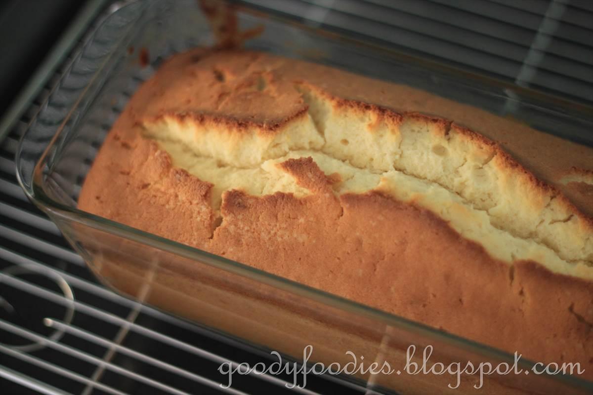 Madeira Cake Recipe  Inch Round