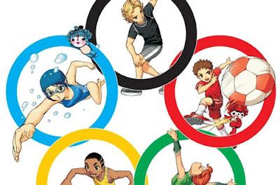Confira essa Lista de Atividades sobres os Jogos Olímpicos para imprimir e colorir para alunos do ensino fundamental.