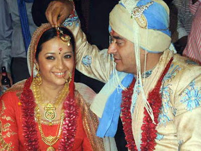 Reema_Sen_wedding