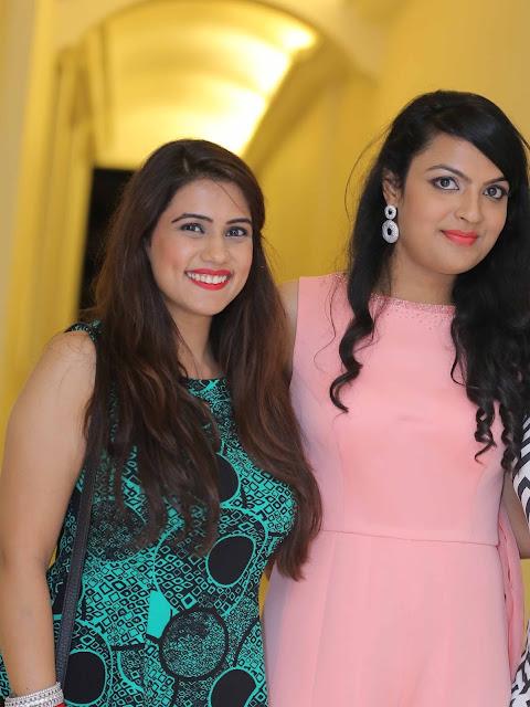 Priya grover and Radhika Jain