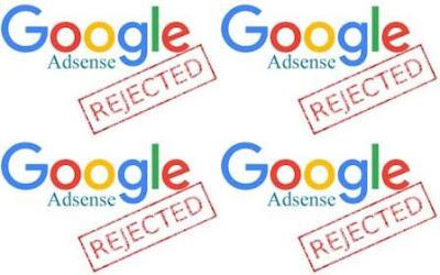 5 Hal Yang Perlu Diperbaiki Ketika Blog Ditolak Adsense