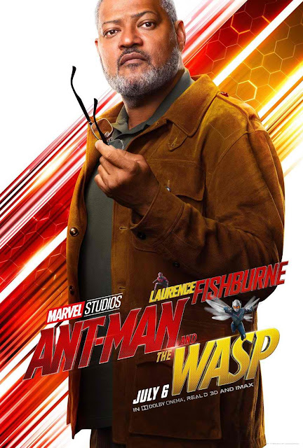 ant-man and the wasp character posters