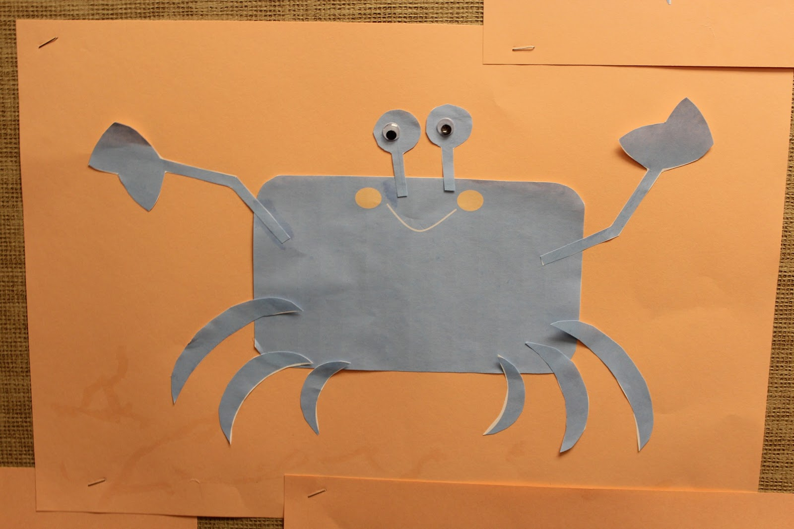 Teach Them To Fly Crab Sequencing