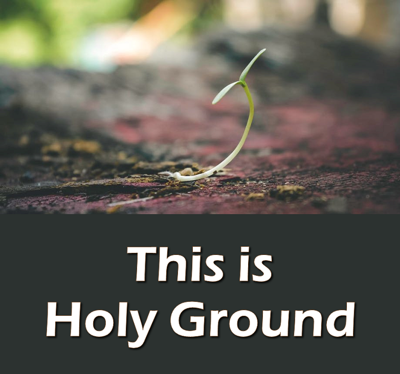 Holy Ground (This is holy ground) | GodSongs.net