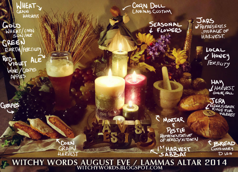 Fall Feather Wallpaper Witchy Words August Eve Lammas Lughnasadh Altar 2014