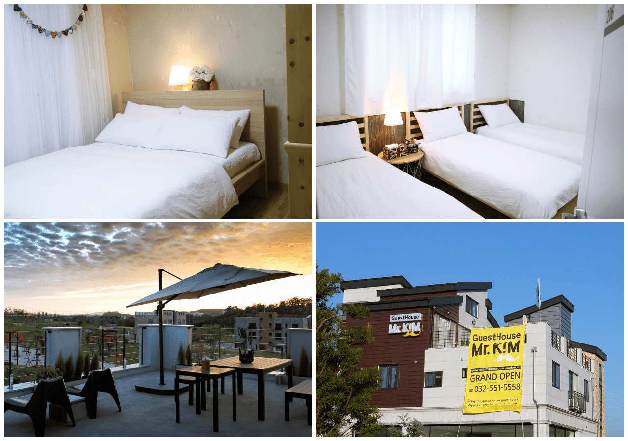 9 ที่พักอินชอน เกาหลี ราคาถูกและดี อัพเดตใหม่ 2020
