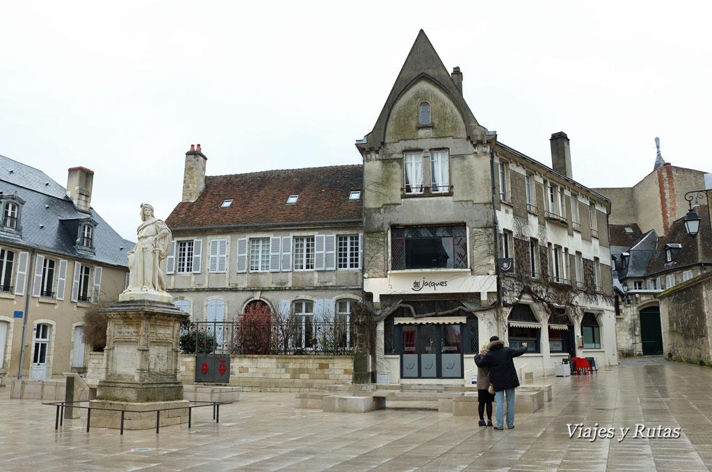 Plaza Jacques Coeur, Bourges