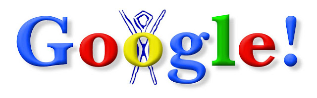 First Google Doodle by Google in 1998 - Youth Apps
