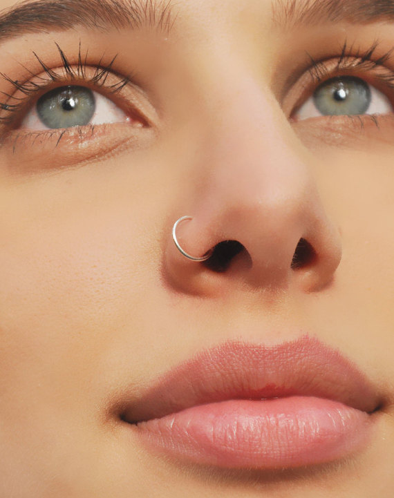 Bollymeditube How To Clean A Nose Piercing