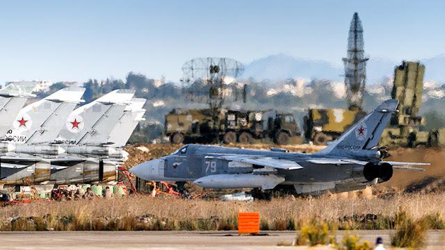 Rusia: Un avión de EE.UU. patrullaba el Mediterráneo durante el ataque del EI con drones en Siria