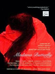 Madama Butterfly Sucharitkul 2007  DVD  El Patio de
