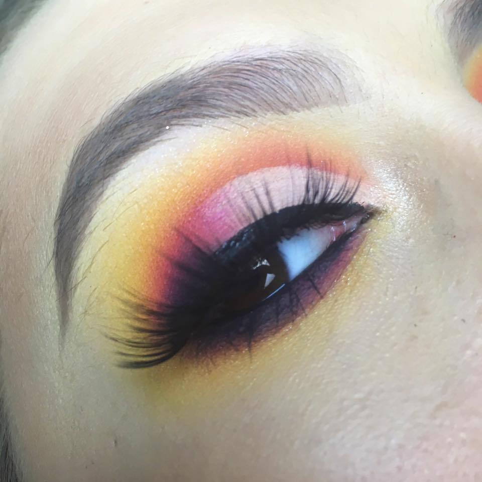 e89d4c4eb6d5 These colours are especially lovely since where in the Autumn months . If I  was doing a half cut crease with any other colours I would still use the  same ...