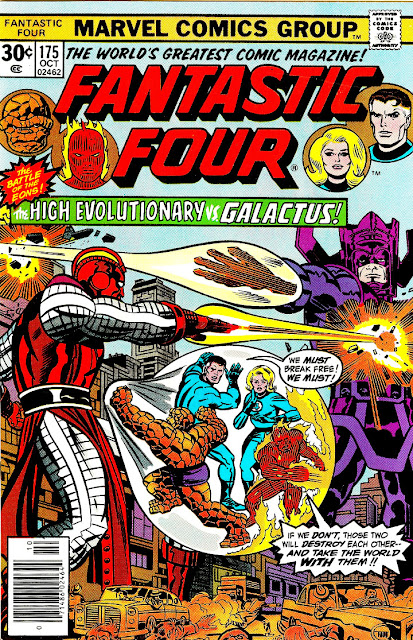 Fantastic Four #175 - FF Review 12 of 99